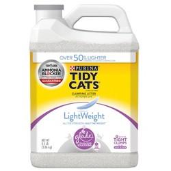 Tidy Cats Clump Lightweight Clean Blossom Cat Litter - 8.5lb