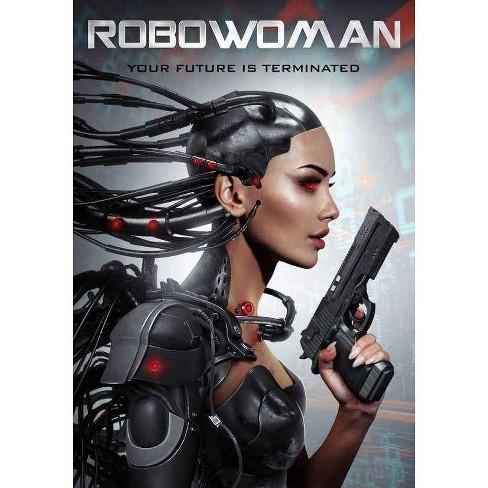 Robowoman (DVD)(2020) - image 1 of 1