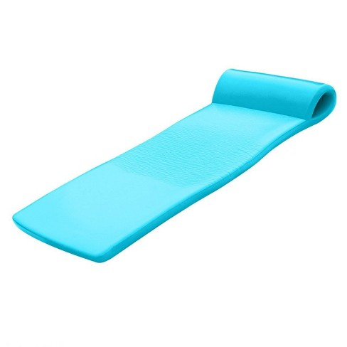 TRC Recreation Sunsation 70 Inch Foam Raft Lounger Swimming Pool Float, Teal - image 1 of 4