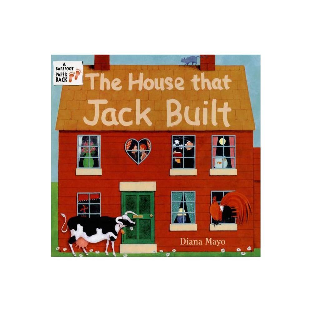 The House That Jack Built Barefoot Paperback Paperback Paperback