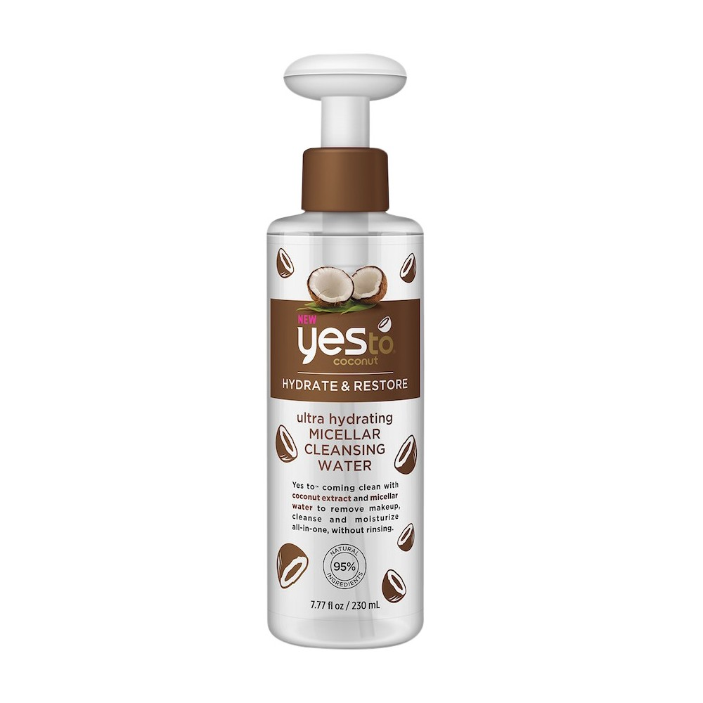 Image of Yes to Coconut Micellar Water 7.77oz
