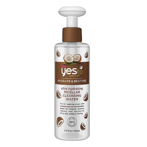 Yes to Coconut Micellar Water 7.77oz - image 1 of 3
