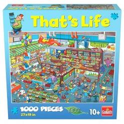 Goliath That's Life: The Supermarket Puzzle 1000pc