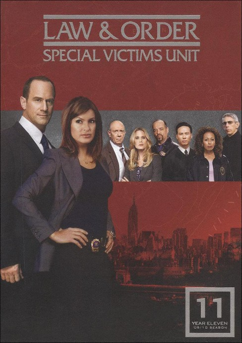 Law & Order: Special Victims Unit - Year Eleven [5 Discs] - image 1 of 1