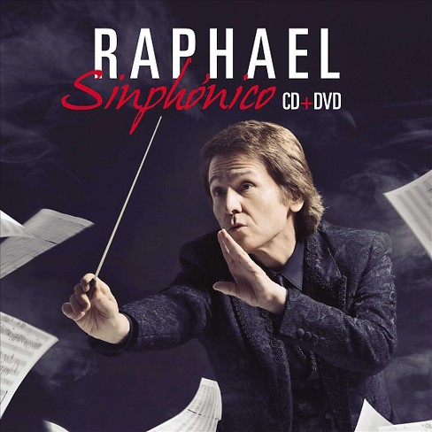 Raphael - Sinphonico (CD) - image 1 of 1