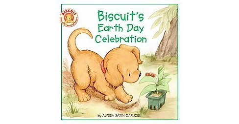 Biscuit's Earth Day Celebration (Paperback) (Alyssa Satin Capucilli) - image 1 of 1