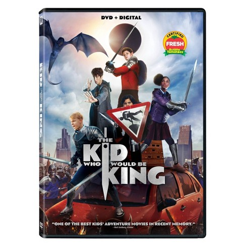 Kid Who Would Be King, The (DVD) - image 1 of 1