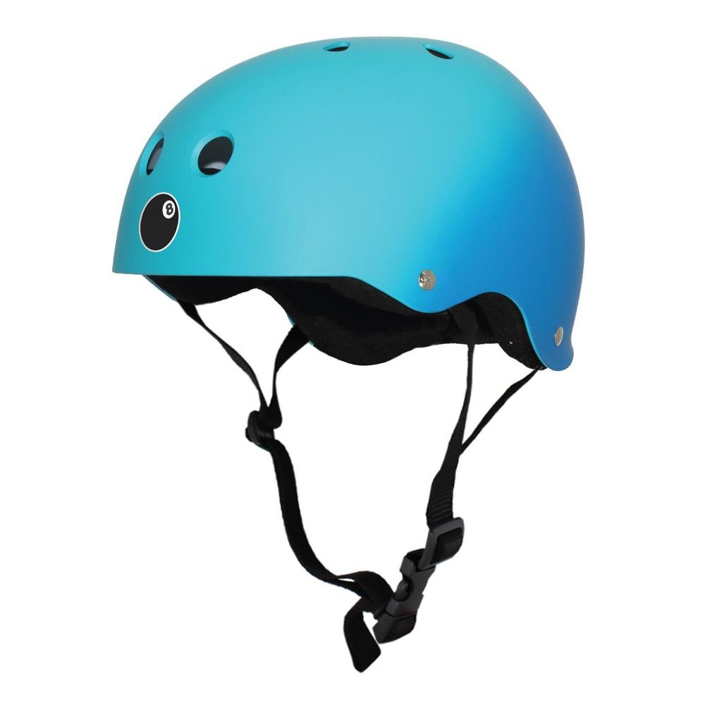 Eight Ball Youth Helmet Blue Fade