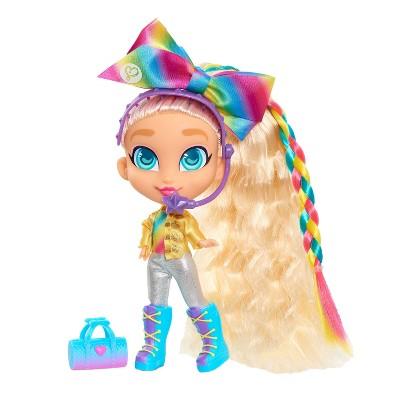 Nickelodeon JoJo Siwa Hairdorables Loves Limited Edition Yellow Jacket Doll Series 3