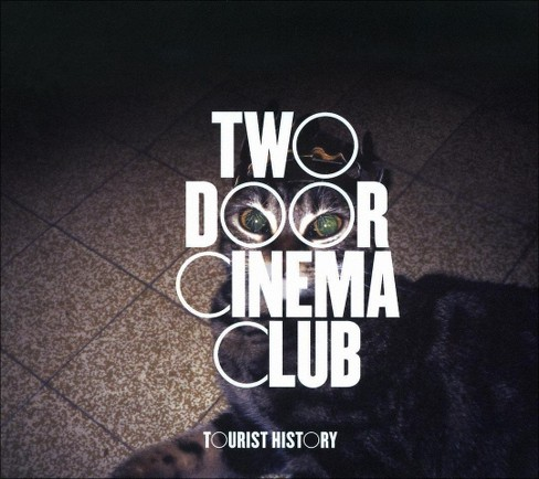 Two door cinema club - Tourist history (CD) - image 1 of 1