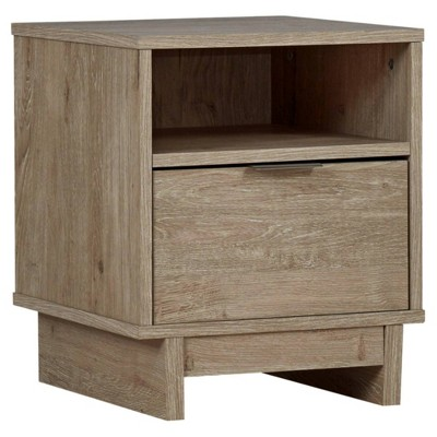 Oliah Nightstand Natural - Signature Design by Ashley