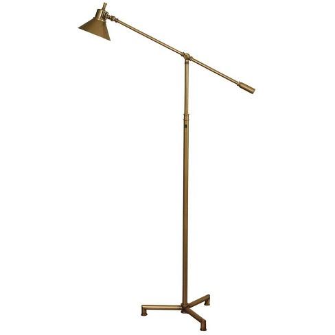 Hemlock LED Floor Lamp Golden Bronze (Includes Energy Efficient Light Bulb) - Stylecraft - image 1 of 1