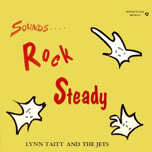 Lyn & the jet taitt - Sounds rock steady (CD) - image 1 of 1