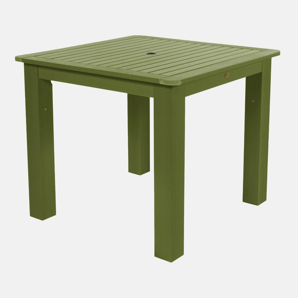 "Image of ""42"""" Square Counter Height Table Dried Sage - highwood, Green"""