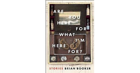 Are You Here for What I'm Here For? (Paperback) (Brian Booker) - image 1 of 1