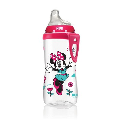 NUK Disney Mickey Mouse & Friends Minnie Mouse Active Cup - Pink