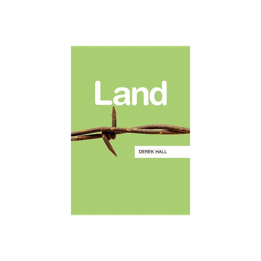 Land Resources By Derek Hall Paperback