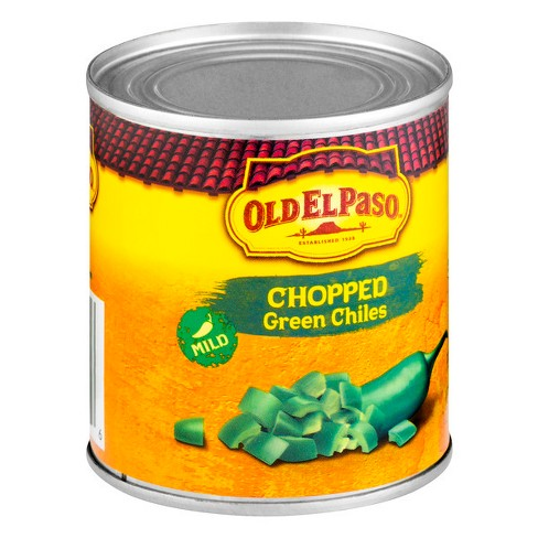 Old El Paso® Chopped Green Chiles 7 oz - image 1 of 3