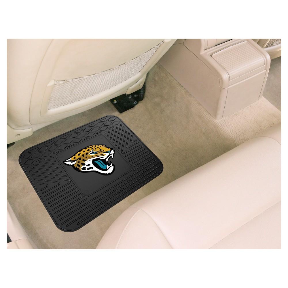Jacksonville Jaguars Utility Mat, Black