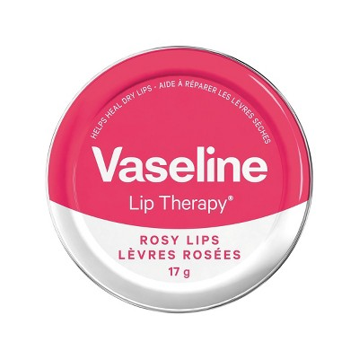 Vaseline Rose Lip Balms and Treatments