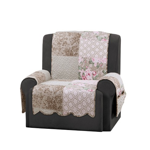 Peachy Heirloom Recliner Furniture Cover Sure Fit Squirreltailoven Fun Painted Chair Ideas Images Squirreltailovenorg