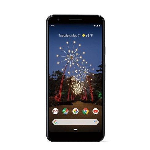 Verizon Google Pixel 3a (64GB) - Black - image 1 of 5