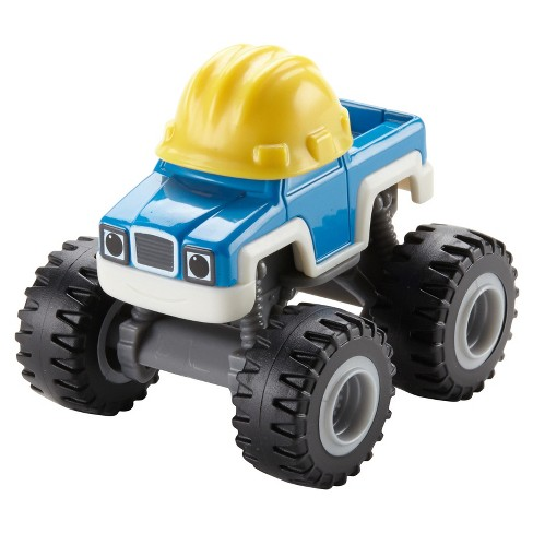Fisher-Price Blaze and the Monster Machines Worker Truck - image 1 of 5
