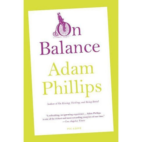 On Balance - by  Adam Phillips (Paperback) - image 1 of 1