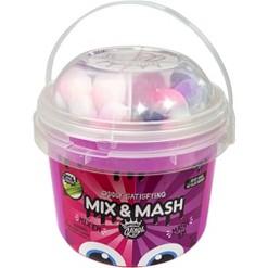 Mix & Mash Yo Bucket - Purple Clearz