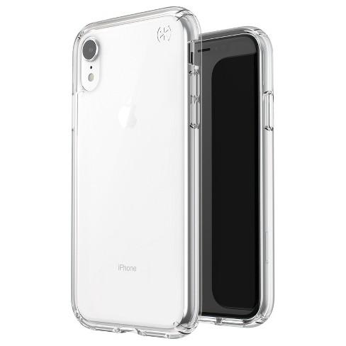 watch 72c9f 1ccc6 Speck Apple iPhone XR Presidio Case - Clear