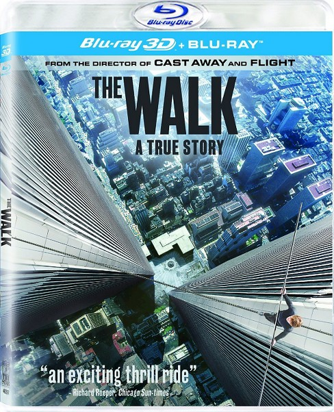 The Walk (Blu-ray) - image 1 of 1