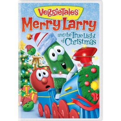 Veggie Tales: Merry Larry & The True Light of Christmas (DVD)(2018)