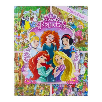 Princess Look and Find (Hardcover)