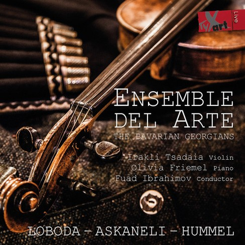 Ensemble del arte - Bavarian georgians (CD) - image 1 of 1