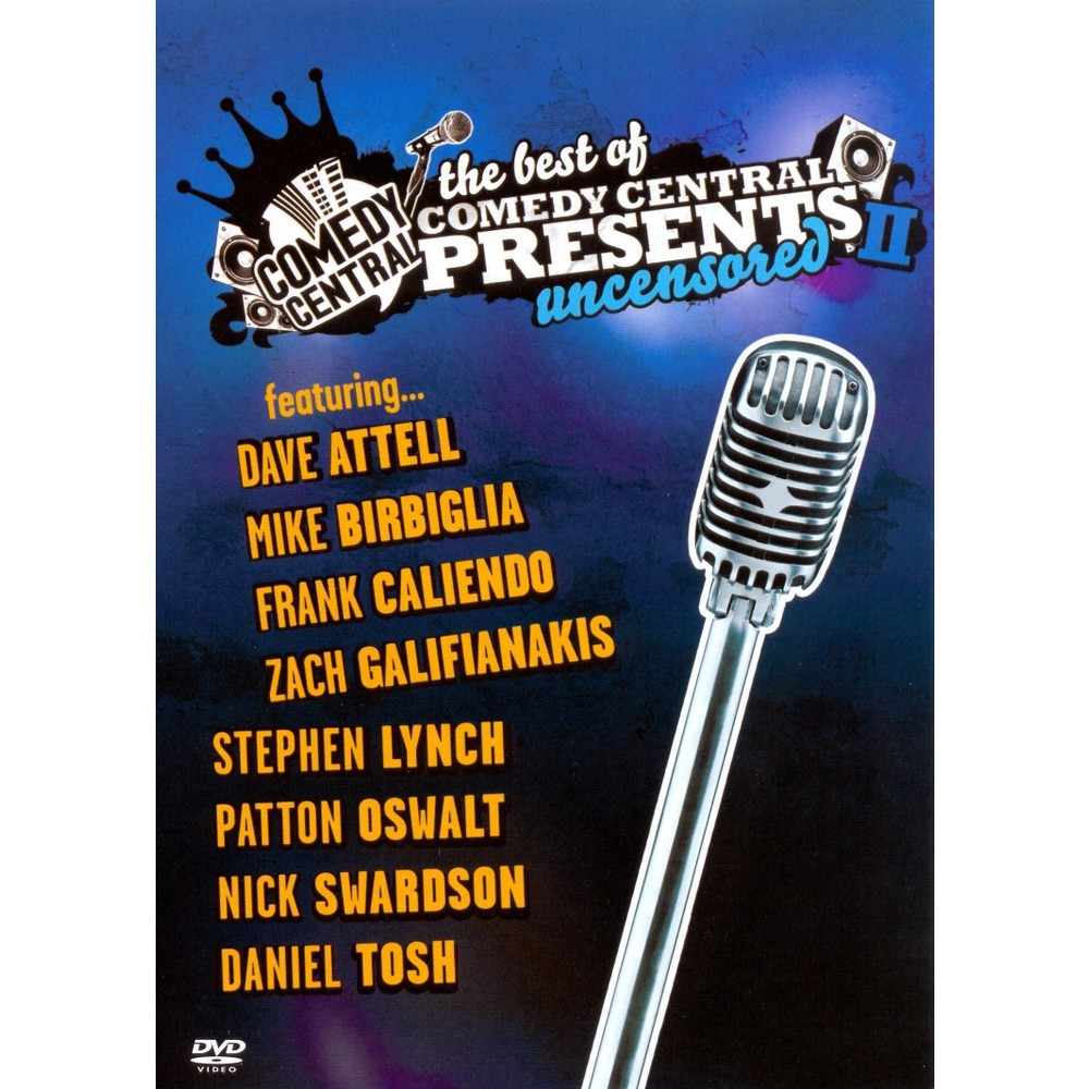 Best Of Comedy Central Presents Ii (Dvd)