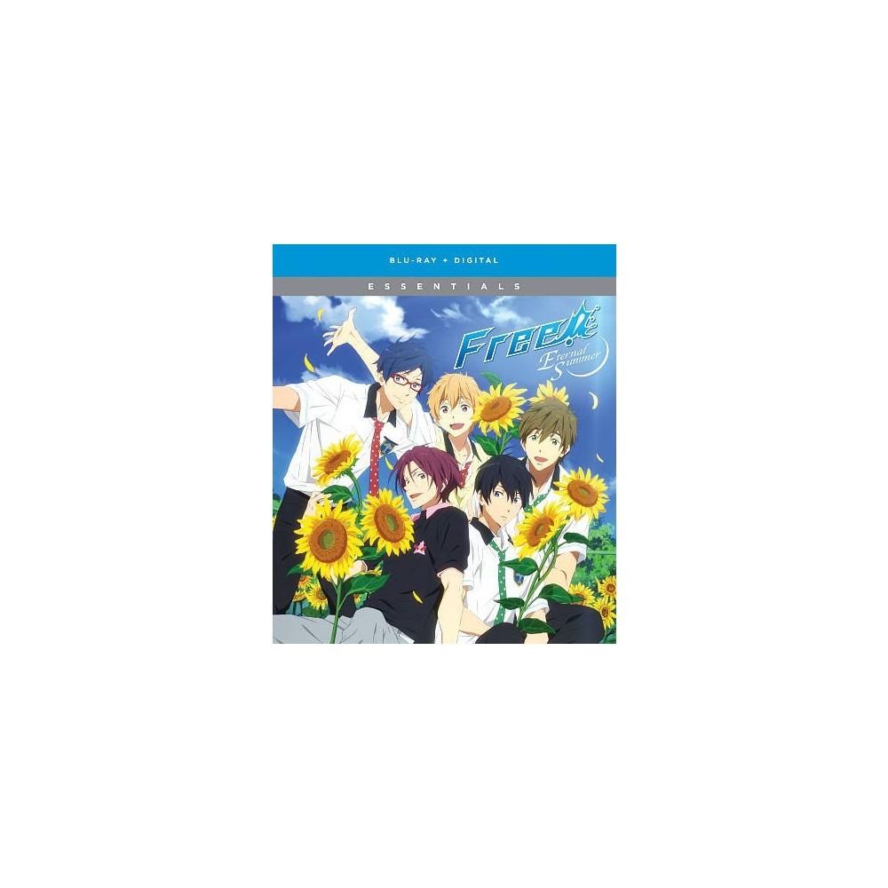 Free:Eternal Summer Season 2 Essentia (Blu-ray)