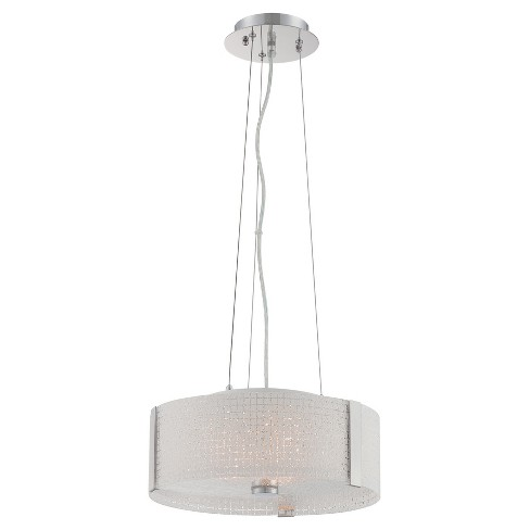 Ceiling Lights Maso Pendants - Chrome - Lite Source - image 1 of 2