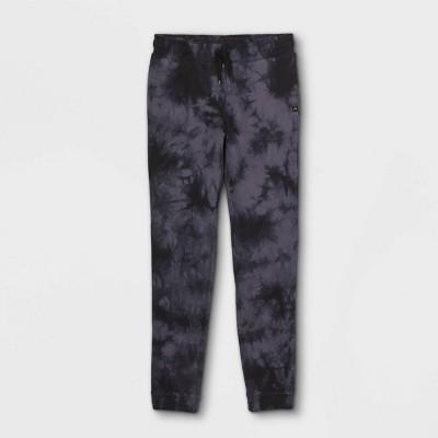 Boys' Tie-Dye Knit Jogger Pants - art class™