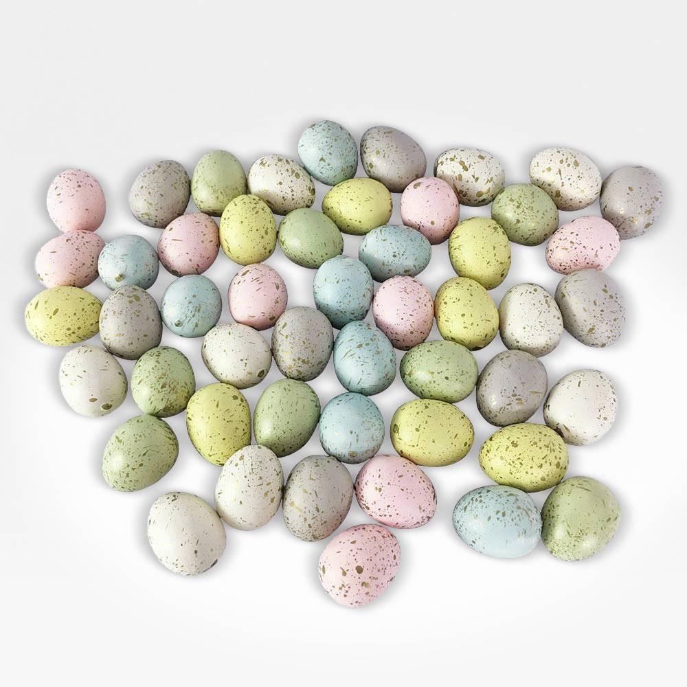 "Image of ""1.5"""" x 1.2"""" 20pc Unscented Easter Egg Vase Filler - Threshold, Multicolored"""
