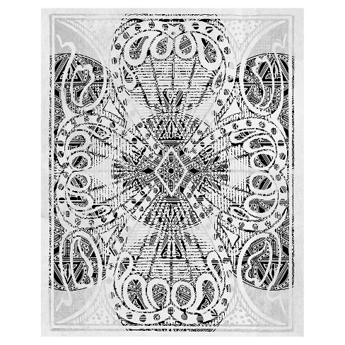 Belgian Lace I Unframed Wall Canvas Art -(24X30) - image 1 of 1