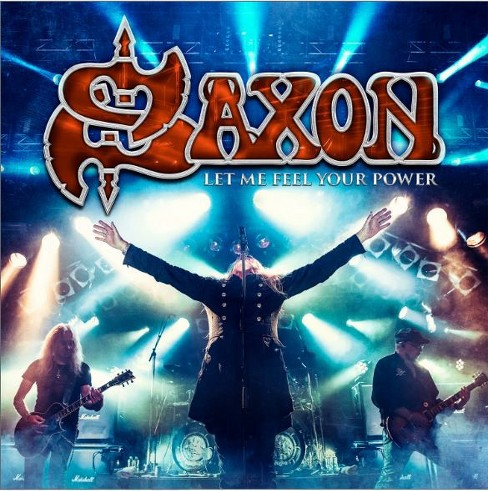 Saxon - Let Me Feel Your Power (Blu-ray) - image 1 of 1