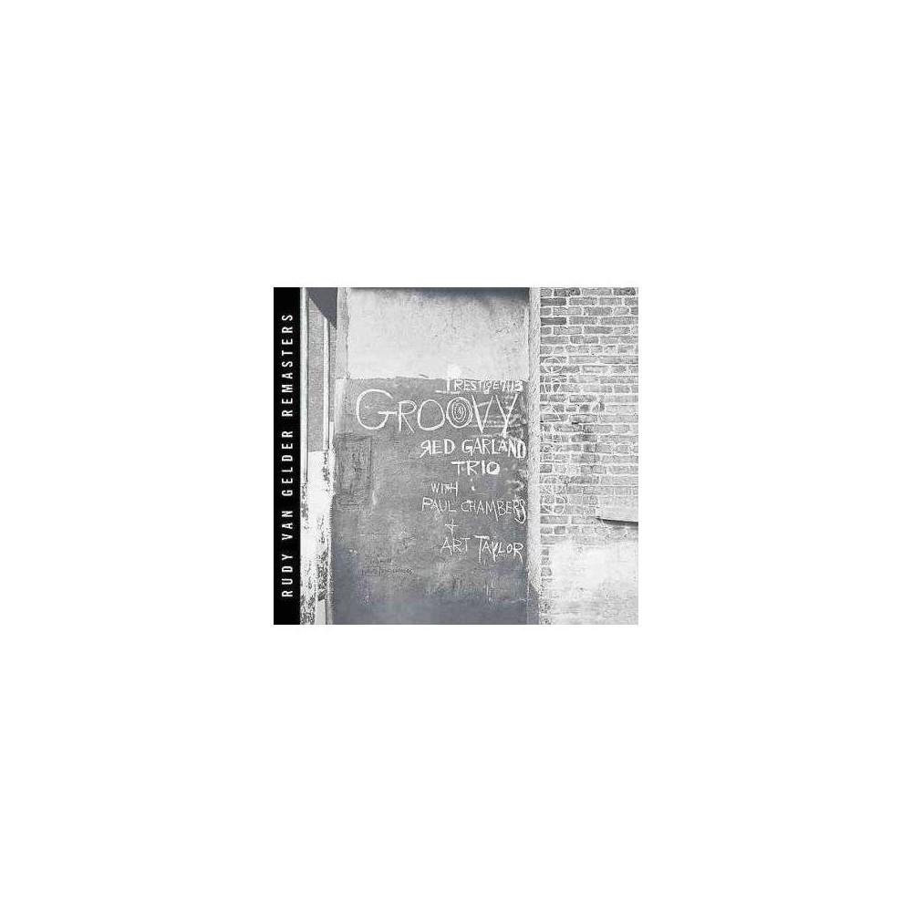 Red Garland - Groovy (CD)