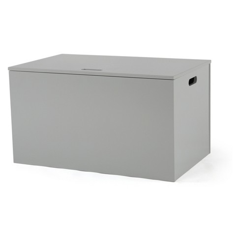 Tot Tutors Inspire Toy Chest Gray - image 1 of 4