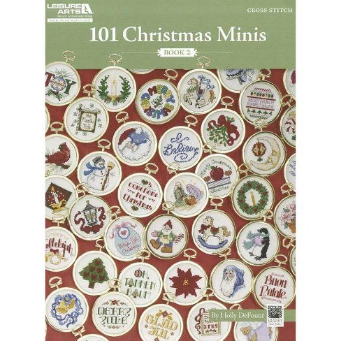 101 Christmas Minis, Book 2 - by  Holly DeFount (Paperback) - image 1 of 1