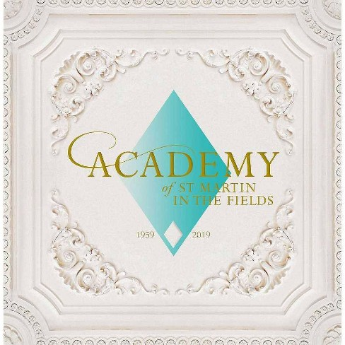 Academy Of St. Martin In The Fields - More Than Just Amadeus: Celebrating 60 Years (CD) - image 1 of 1