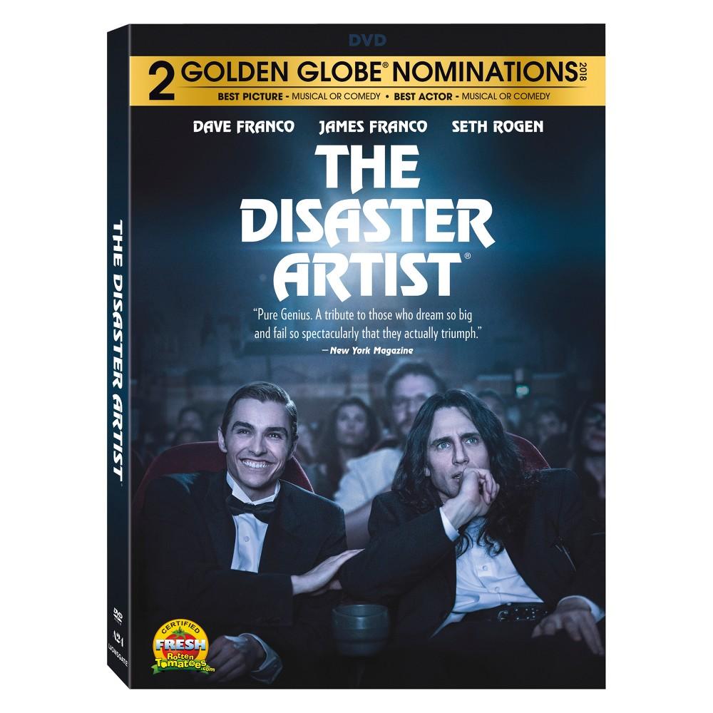 The Disaster Artist (Dvd)