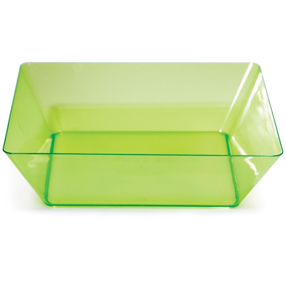 Green Bowl, Disposable Dinnerware