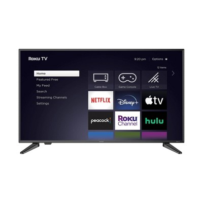 "Element 40"" 1080p FHD LED Roku TV"