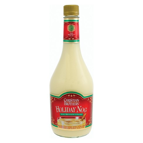 Christian Brothers Holiday Nog Brandy - 750ml Bottle - image 1 of 1