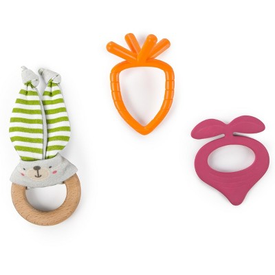 Bright Starts™ Simply Bright Starts™ Bunny Bites Teething Set